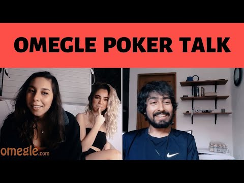 OMEGLE Conversation About INDIA And POKER || Season 2 Episode 1