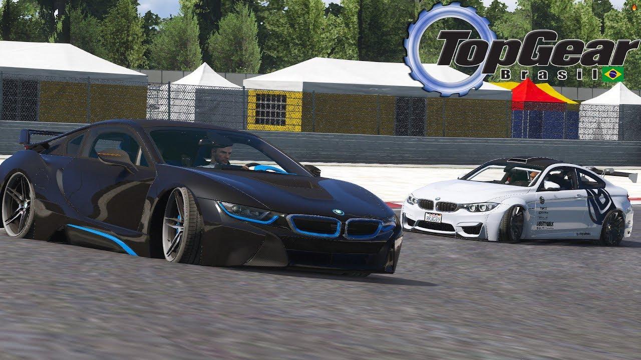 Gta V Top Gear Bmw I8 Vs Bmw M4 Gts Do Allissoncod Youtube
