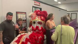 Grand Opening of Red Dragon Martial Arts