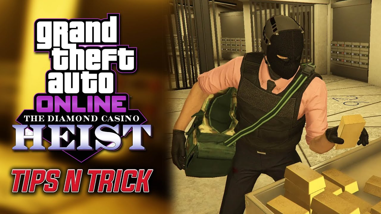 10 Tips On Getting The Maximum Payout In Gta V Casino Heist Dunia Games