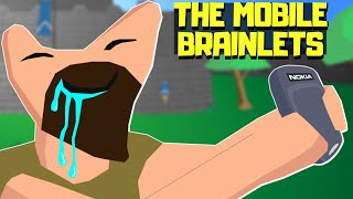 The Mobile Brainlets And Their 1 Star Reviews of Old School RuneScape