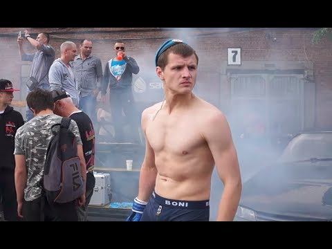 Airborne assault  vs Pro MMA Fighter !!!! - Познавательные и прикольные видеоролики