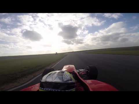 Formula racing is very much like Day Trading - watch my GoPro - Meir Barak