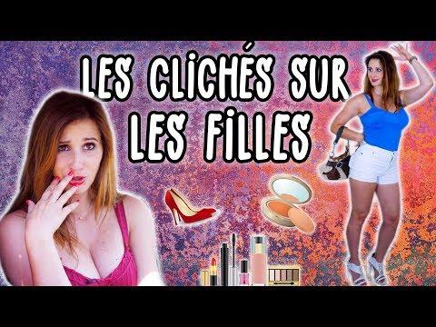 Les CLICHÉS sur les FEMMES - Angie la crazy série
