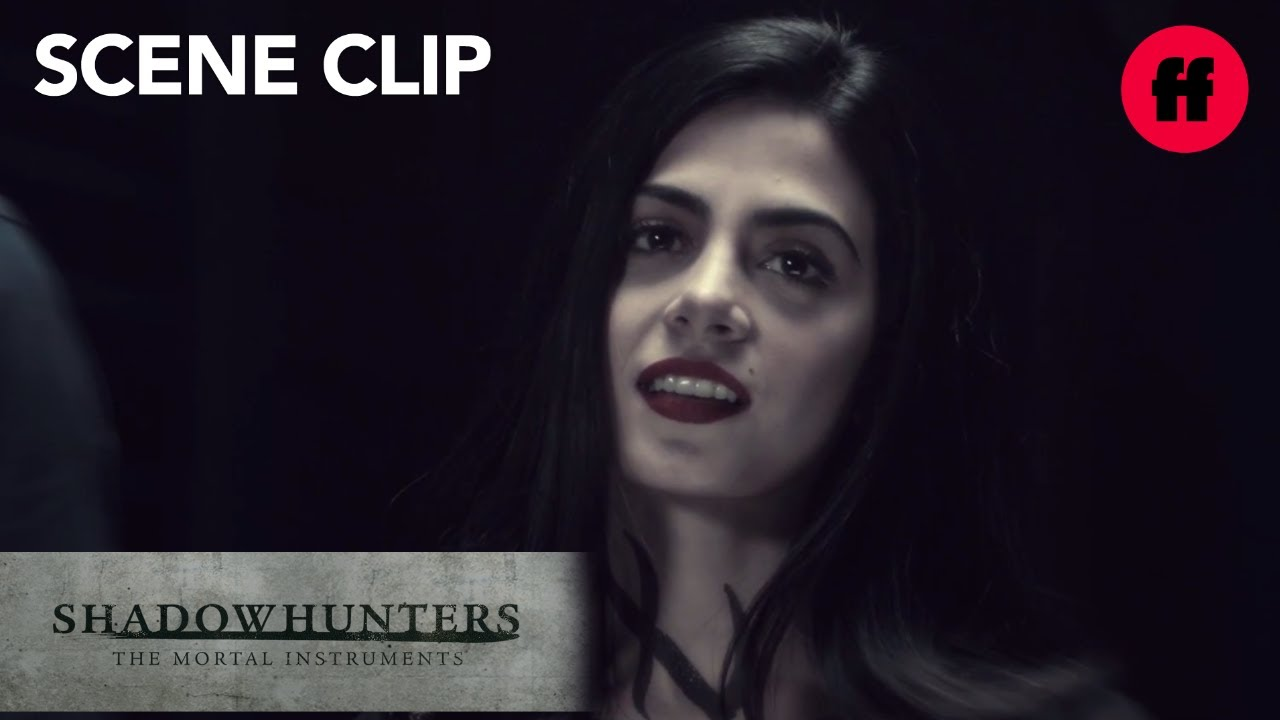 Download Shadowhunters   Season 3, Episode 8: Alec & Izzy Search For Jace   Freeform