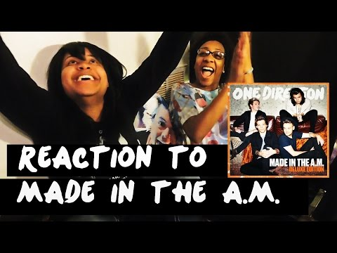 REACTION TO MADE IN THE A.M. (DELUXE) | ONE DIRECTION Mp3