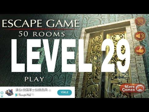 Escape The 100 rooms 1 - Level 29