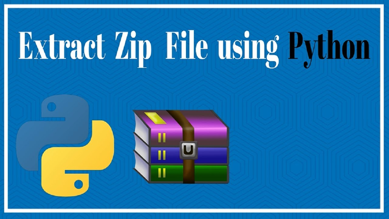 Extract the zip file using Python |nullhackers|