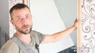 видео Как собрать дверную коробку своими руками правильно?