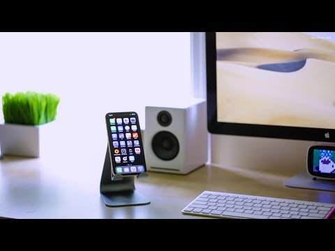Lamicall Adjustable Smartphone Stand (Gray)