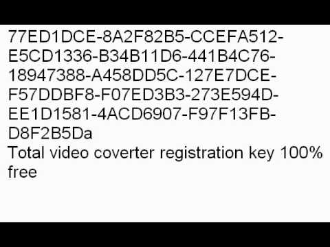 total video converter keygen mac