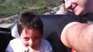 kids first roller coaster ride funny absolutely hilarious funniest