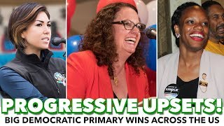 Progressives And Socialists Surprise D.C. With Big Primary Upsets