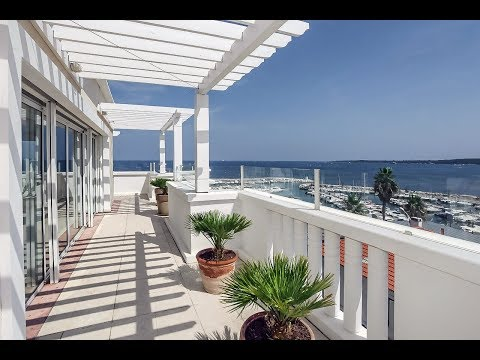 Penthouse for Sale in Cannes