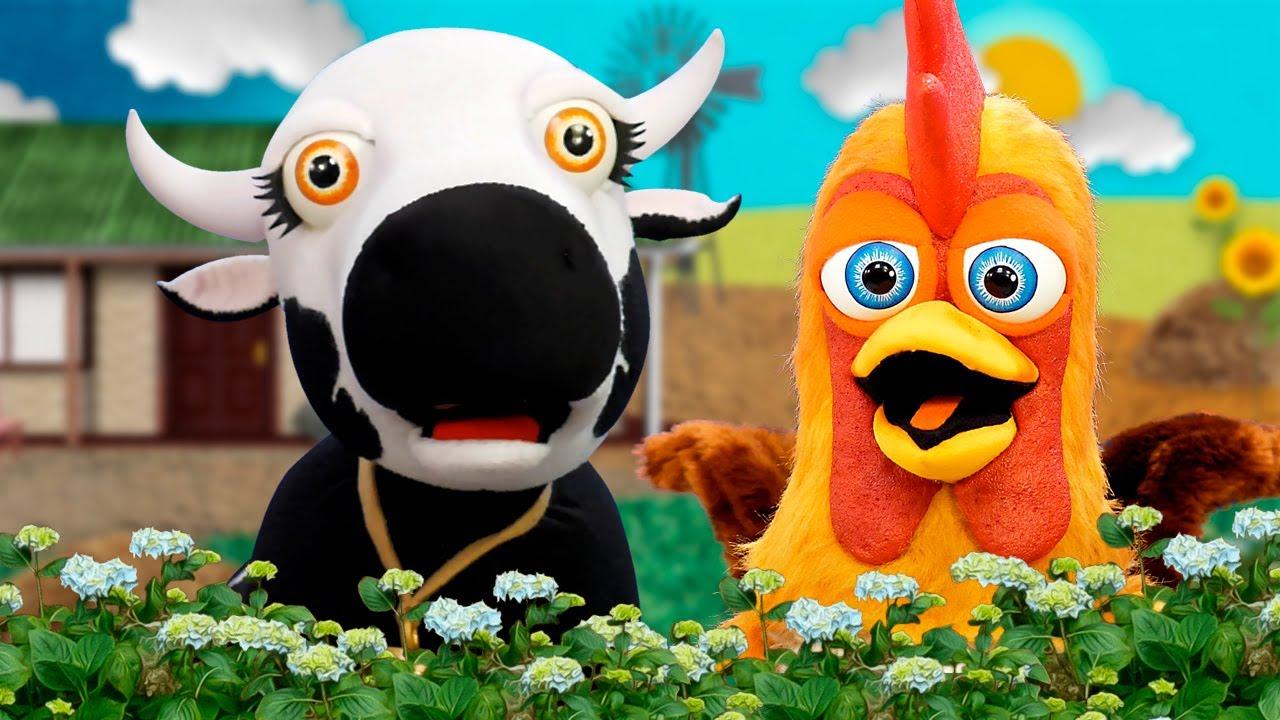 Cantando En La Granja - Las Marionetas de La Granja de Zenón |   La Granja de Zenón