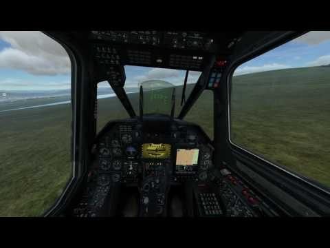 132nd Virtual Wing: Rotary Wing, Escort and CAS training