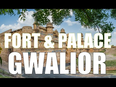 Gwalior Fort & Man Mandir Palace (Heritage Tour Episode 6)