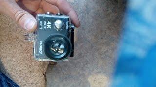 Обзор экшн камеры Akaso ek7000 4k на русском языке Аналог gopro hero 4 и 5 6. Недорогая экшн камера.