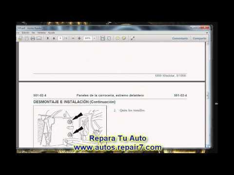 Ford Windstar 1998 1999 - Reparacion y Mecanica - autos.repair7.com
