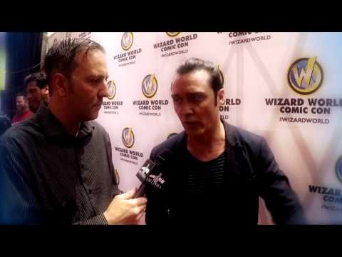 Vincent Young Beverly Hills 90210 Wizard World Comic Con Philly VIP Party