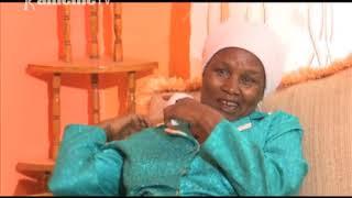 Gikeno gia Cucu Celina thutha wa kugia na kanya ga kugeithania na kuhimbaniria na President Kenyatta