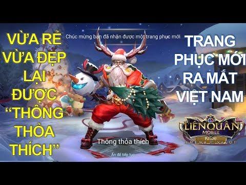 """Trang phục mới ra mắt Việt Nam: Ông già Noel ORMARR Thông thỏa thích """"Rẻ + Đẹp"""" [ Mua và Test ]"""