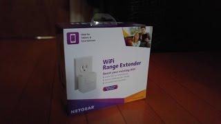 setting up a netgear wifi range extender a simple tutorial