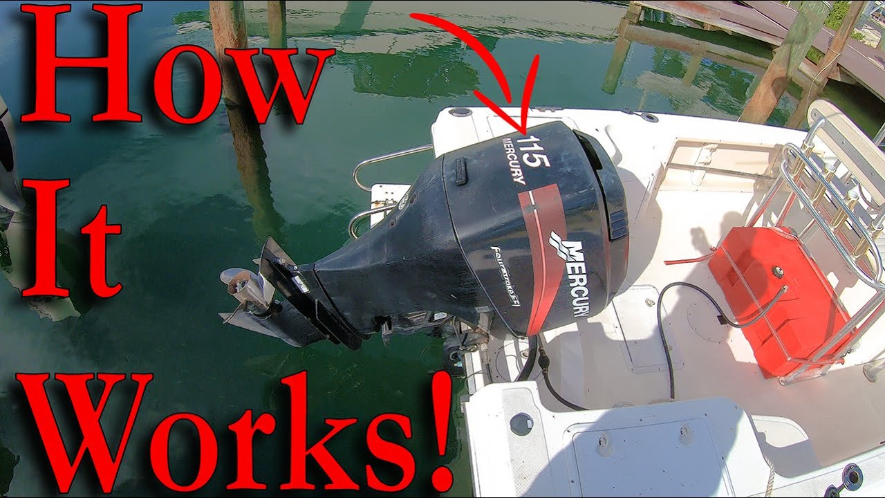 Your Boat's Trim System!