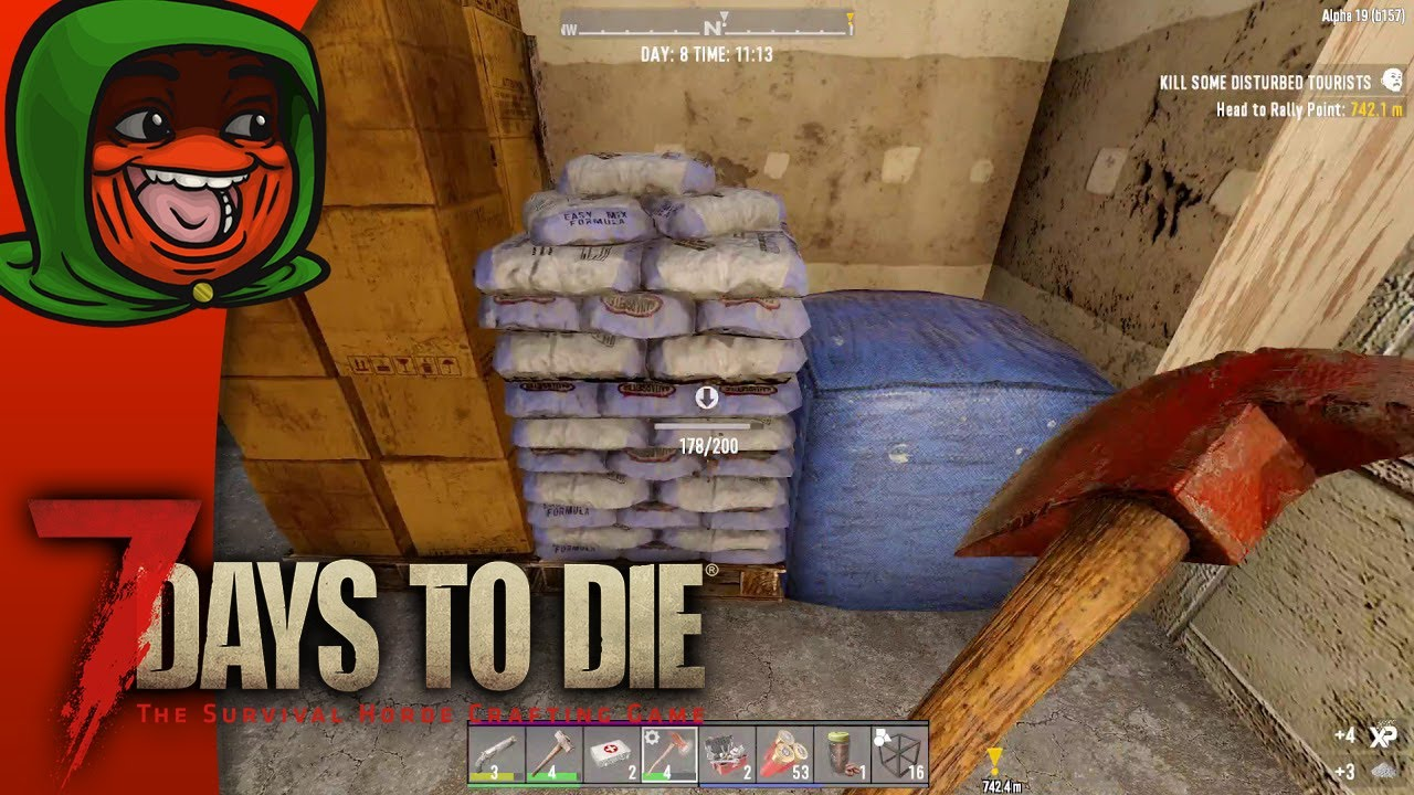 [Tomato] 7 Days to Die : We're all doomed