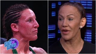 Cris Cyborg breaks down her strategy for her fight vs. Julia Budd | Now or Never