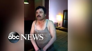 El Chapo Captured AGAIN In Mexico   FULL STORY
