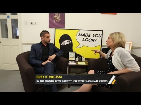 Racism Spurt in UK (WION Gravitas)