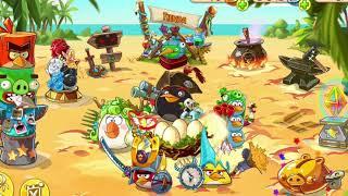 La Suerte esta De Mi Parte ! Angry Birds Epic | HuesinhyanYT