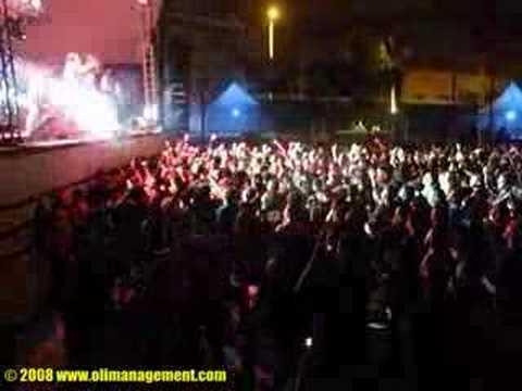 SEPULTURA Live in Fortaleza - Dead Embryonic Cells (part1)