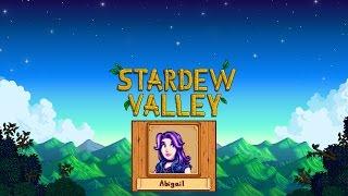Marriage (Abigail) | Stardew Valley