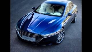 Aston Martin Lagonda 2016-2017