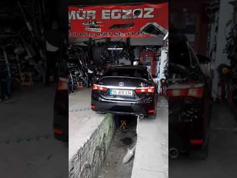 #FiatFiorino Fiat Fiorino 1.3 multijet susturucu iptali & Homurdanma