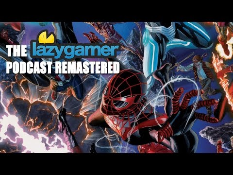 The Lazygamer Podcast Remastered – Crisis on infinite podcasts