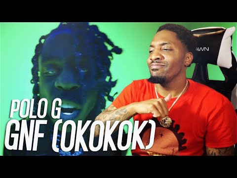 OLD POLO BACK UH OHHH! | Polo G - GNF (OKOKOK) (Directed by Cole Bennett) (REACTION!!!)