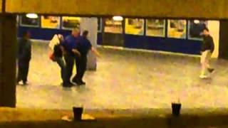 Street Fight - Fradi vs Ujpest