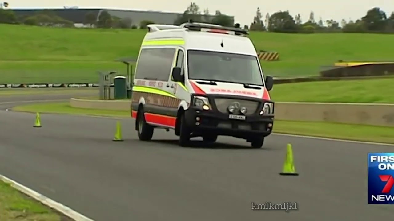 ambulance training