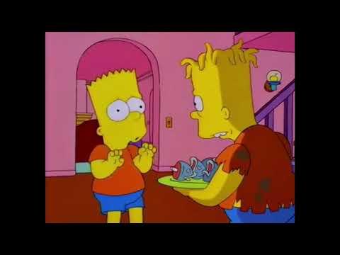 Симпсоны - ЛУЧШИЕ МОМЕНТЫ! Хэллоуин: Сиамские близнецы
