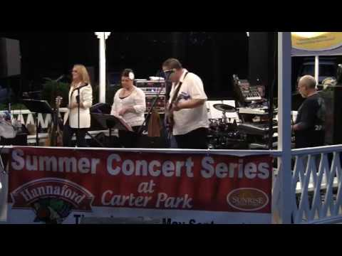 H2 & the Groove Band ...video 2-2 Leominster Summer Concerts 2014