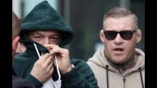 Conor McGregor Trigger Investigation Of Charlie Ward