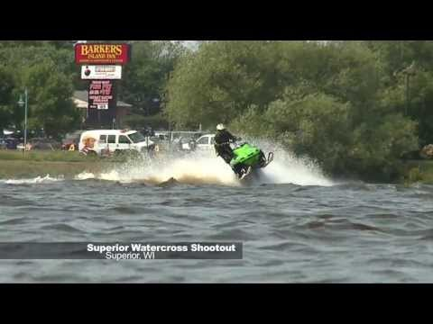 Episode One Hay Days and Superior Watercross | Sledhead 24-7
