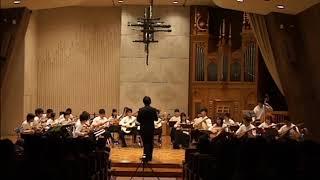 2018/10/13 sat. Prece Mandolin Orchestra第6回定期演奏会 ルーテル市...