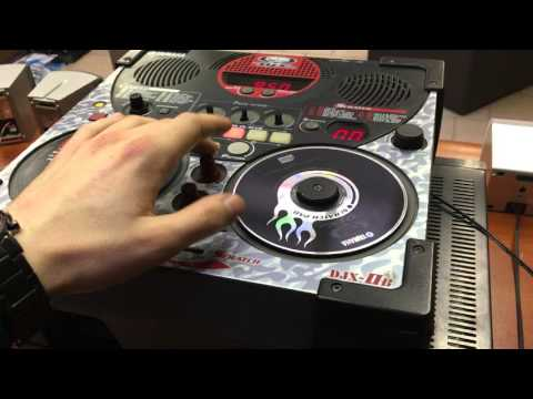 Yamaha DJX - II Box Test