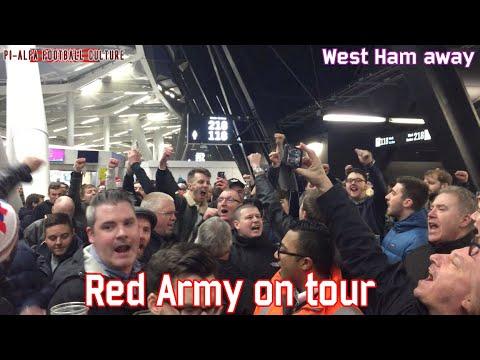 West Ham United - Manchester United (Jan 2, 2017)