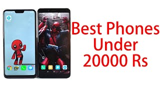 Best Phones Under 20000 Rs July 2018