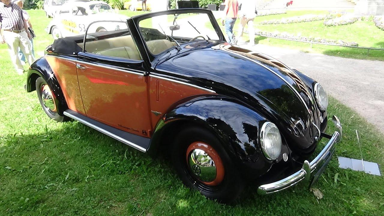 1950 volkswagen bug